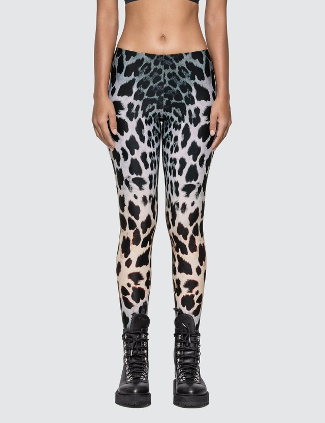 R13 Faded Leopard Leggings Faded Leopard Women