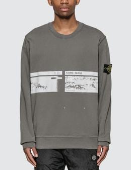 Stone Island Drone Three Pocket Sweatshirt