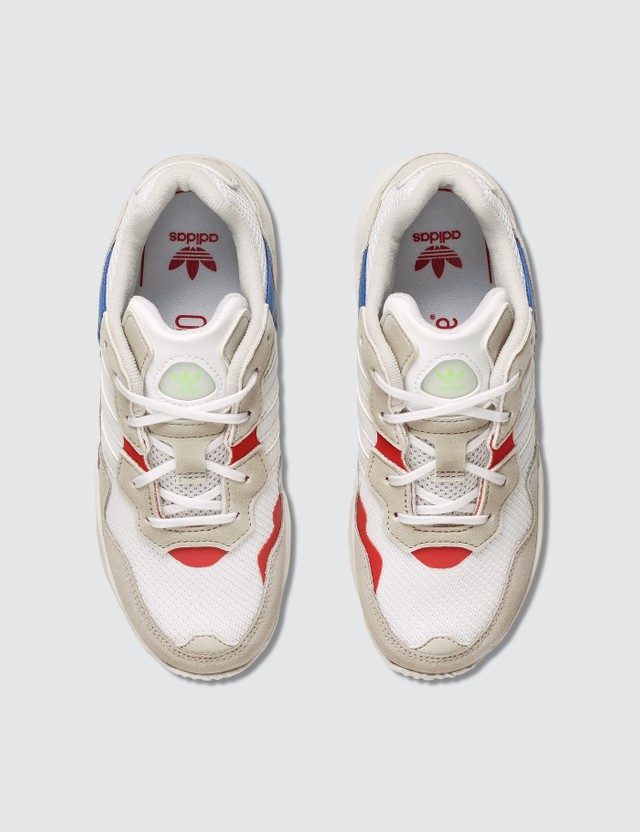 Adidas Originals Yung-96 C Ftwr White/crystal White/active Red Kids