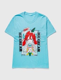 Icecream Icecream X Jun Inagawa Girl T-shirt