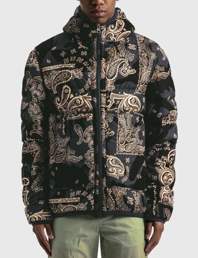 Moncler Freville Jacket Navy Men