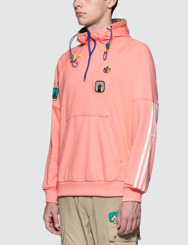 d9cd2598c47 Adidas Originals Pharrell Williams x Adidas Human Race Hiking Hoodie