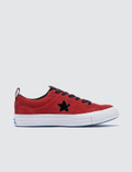 Converse Converse X Hello Kitty One Star Ox Picutre
