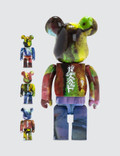 Medicom Toy Pushead Be@rbrick 100% + 400% Set