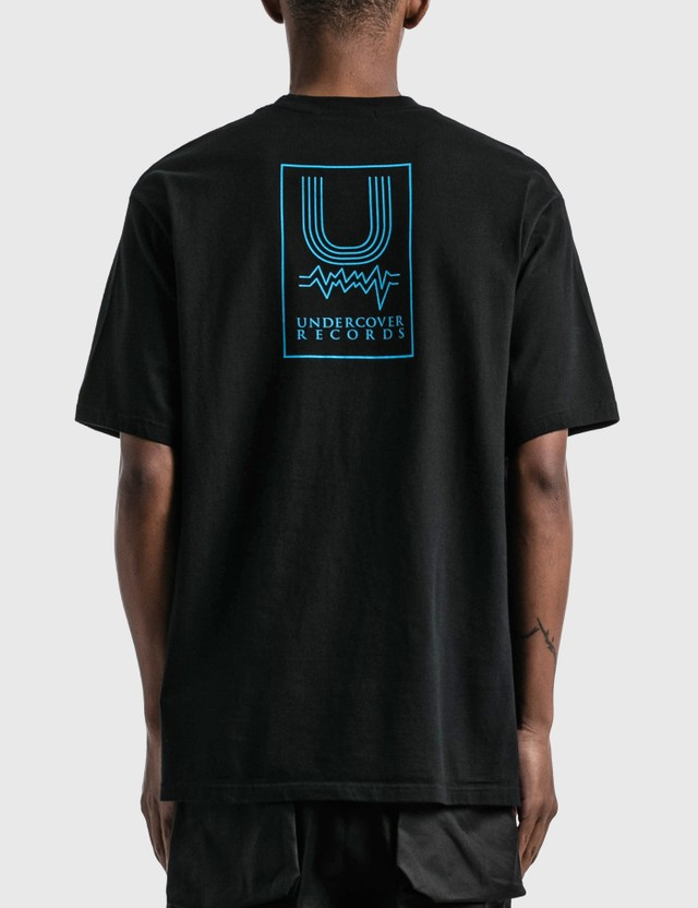 Undercover Records T-shirt Black Men