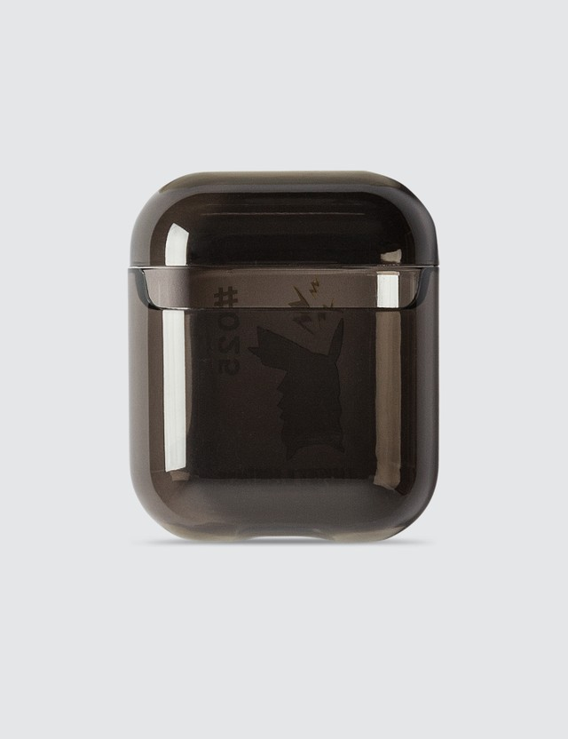 Casetify Airpods Case - Pikachu # 025 - Black
