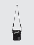 Lanvin Travel Pouch In Satin Nylon with Logos Picutre