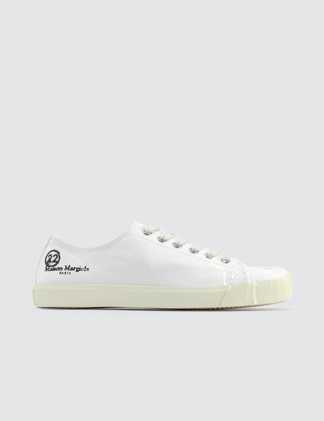 Maison Margiela Painted Tabi Sneakers