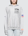 Heron Preston Nasa Hooded Sweatshirt Picture