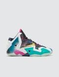 "Nike Lebron 11 Premium ""What The Lebron"" Picture"