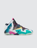 "Nike Lebron 11 Premium ""What The Lebron"" Picture"