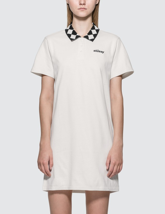 Stussy Memphis Collar Dress