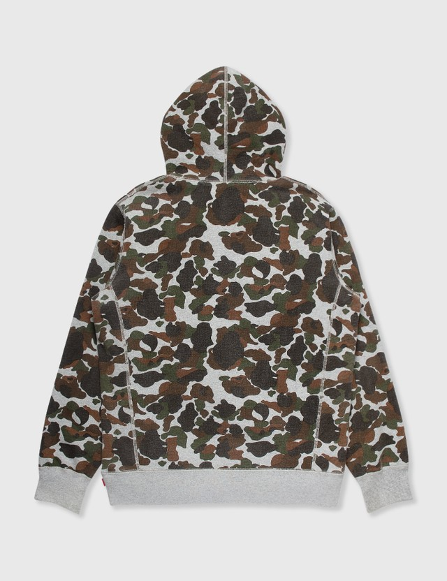 Supreme Supreme Duck Camo Box Logo Hoodie Multi Archives