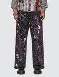 Needles Side Line Painter Pants Picutre