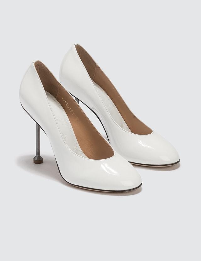 Maison Margiela Patent Leather Heels