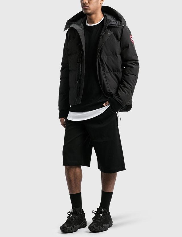 Canada Goose Macmillan Parka Black Men