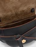 Loewe Mini Gate Dual Bag Black Women