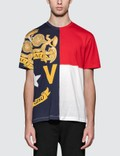 Versace Allover Printed S/S T-Shirt Picture