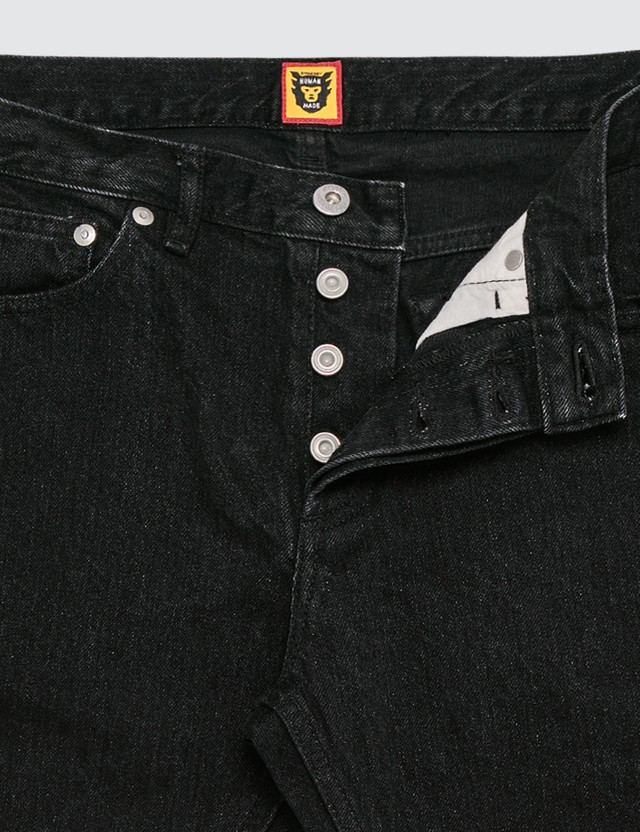Human Made PW Color Denim