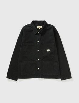 Stussy Canvas Chore Jacket