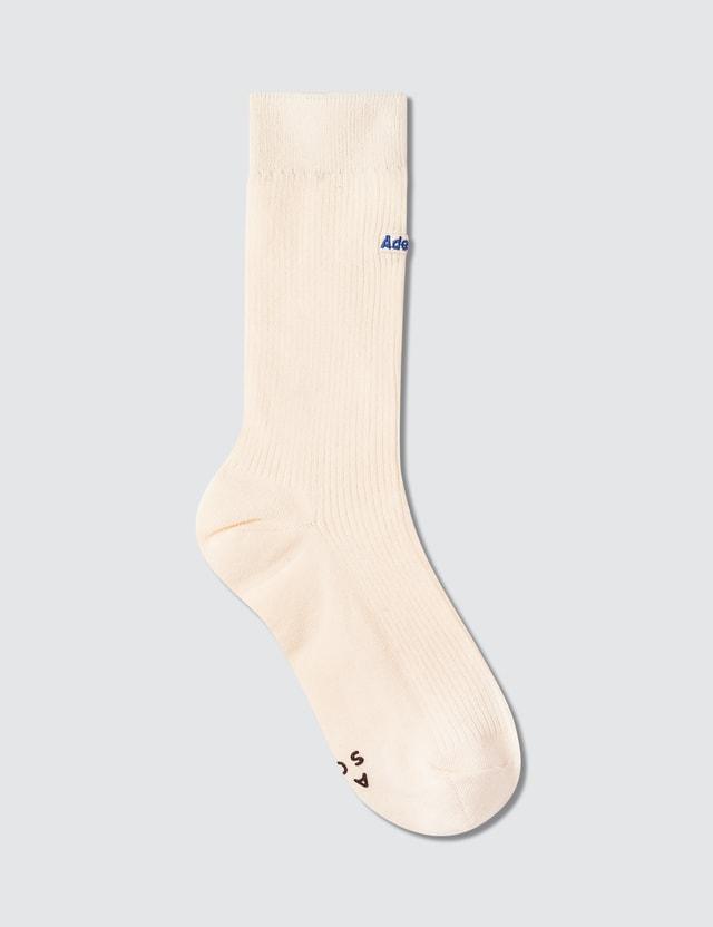 Ader Error Ader Logo Basic Socks