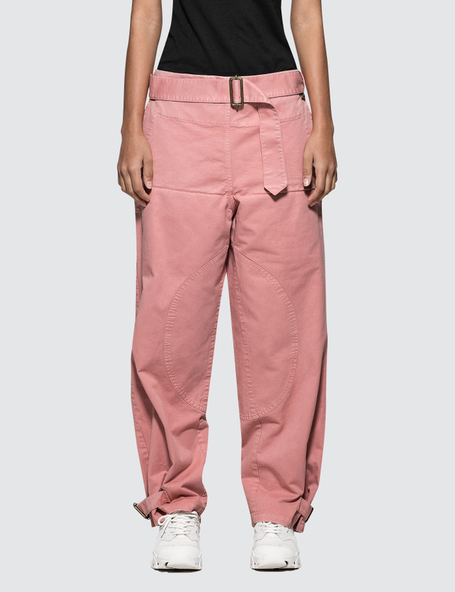 JW Anderson Fold Front Utility Trousers