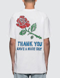 Chinatown Market Thank You Rose T-Shirt Picture