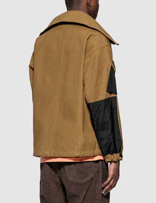 Flagstuff Bomber Duck Jacket
