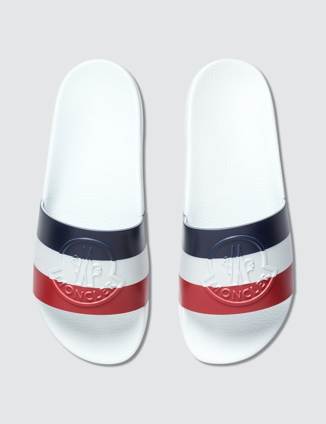 Moncler Rubber Slide