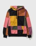 Supreme Supreme Patchwork Hooded Sweatshirt Picture