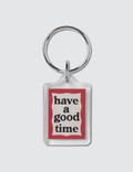 Have A Good Time Frame Key Chain Picture