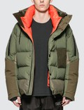 Moncler Moncler Grenoble Technical Down Jacket Picutre