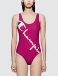 Champion Reverse Weave Swimming Suit Picture