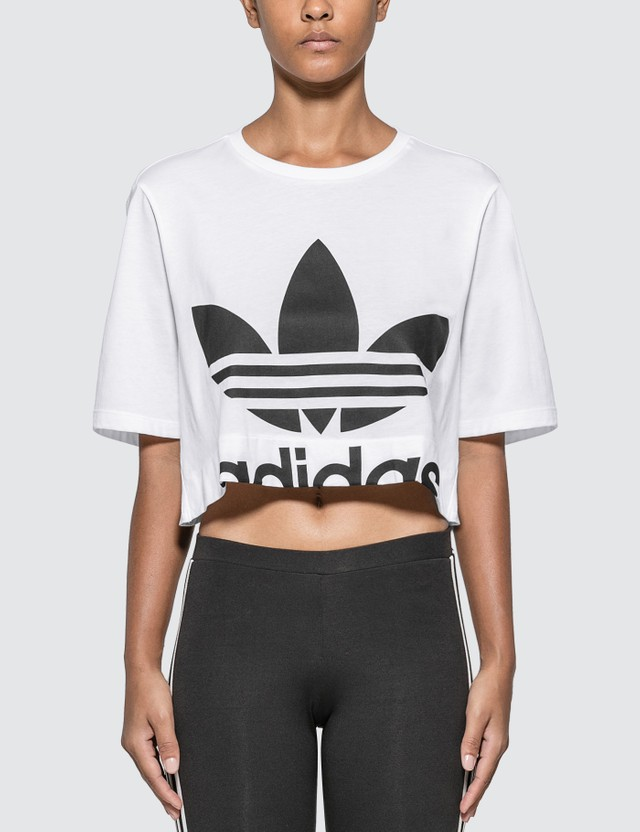 Adidas Originals Cutout T-shirt