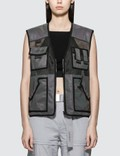Wasted Paris Tactical Pocket Vest Picutre