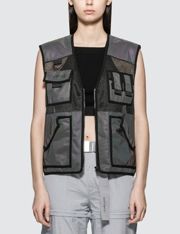 Wasted Paris Tactical Pocket Vest