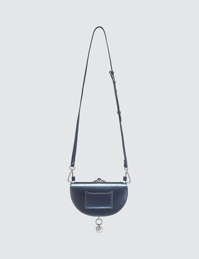 Chloé Patent leather Nile Minaudière Bag