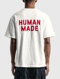 Human Made T-Shirt #2004 White Men