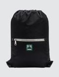 Prada Nylon Logo Drawstring Backpack Picutre