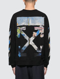 Off-White Diag Colored Arrows Slim Sweatshirt Picture