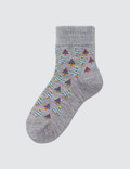 Tabio Christmas Socks Picture