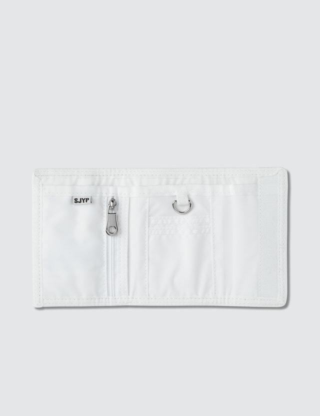 SJYP SJYP Logo Card Wallet