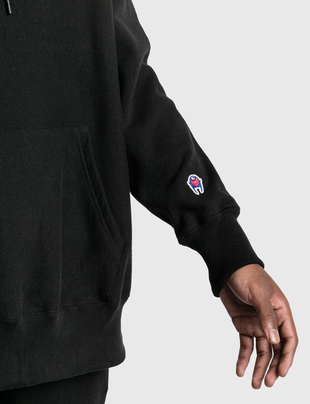 READYMADE Readymade Logo Hoodie Black Men