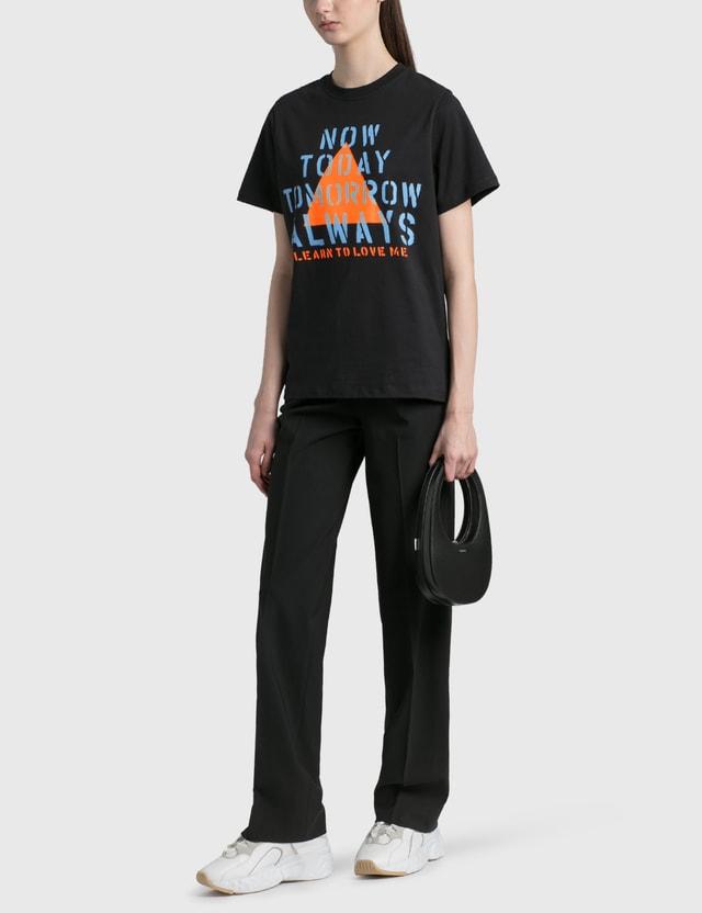 Coperni Coperni x Marc Hundley T-Shirt Black Black Women