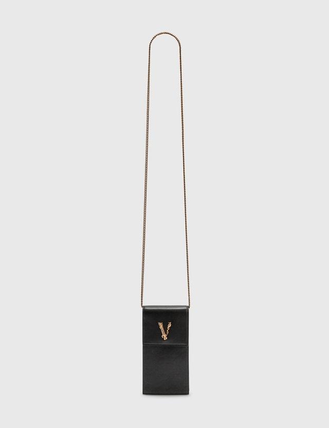 Versace Virtus Phone Pouch
