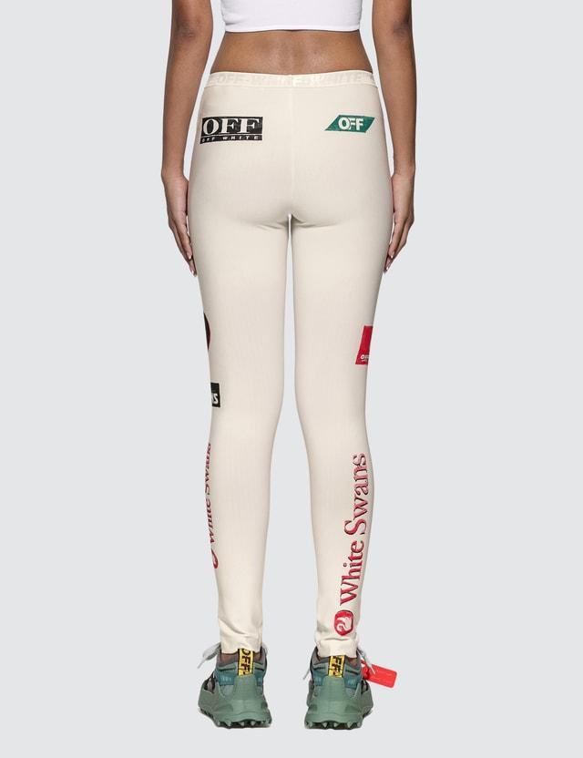 Off-White Multilogo Sporty Leggings
