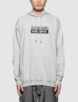 Places + Faces Box Logo Hoodie Picture