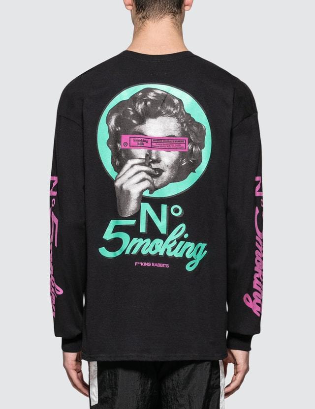 #FR2 No5moking L/S T-Shirt