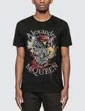 Alexander McQueen Botanical Skull T-Shirt Picture