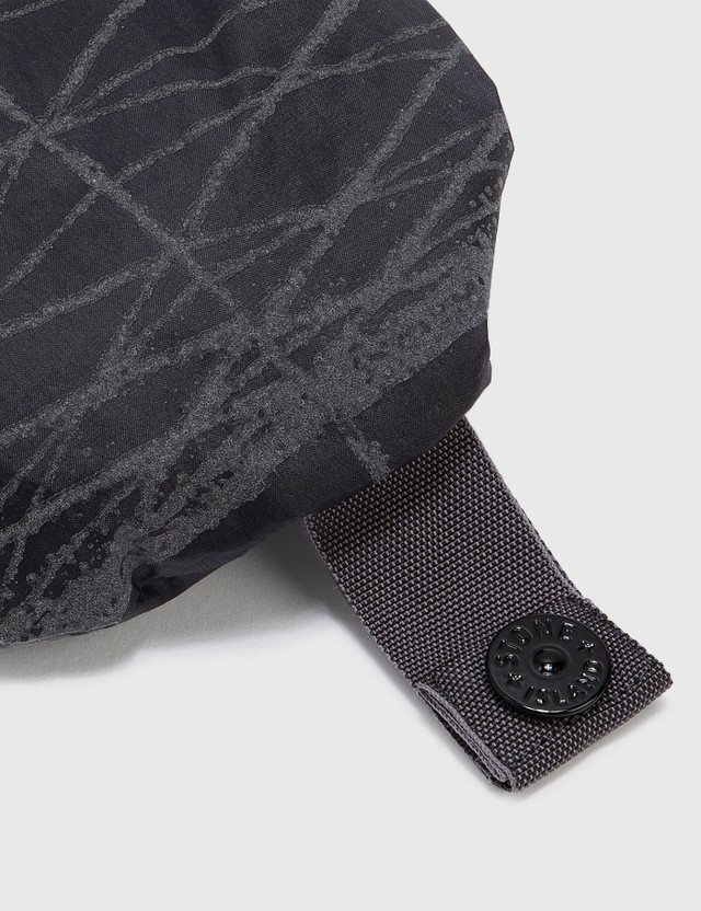 Stone Island Bucket Hat Blue Grey Men